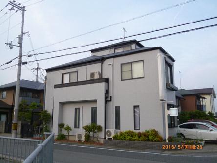 姫路市飾磨区 Y様|外壁塗装・屋根塗装