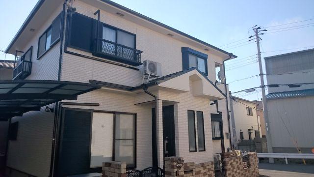 姫路市白浜町 K様|外壁塗装・屋根塗装