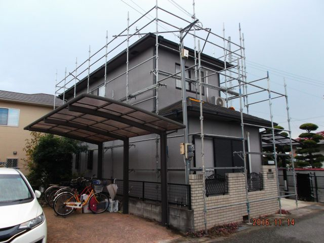 姫路市辻井 S様|外壁塗装・屋根塗装