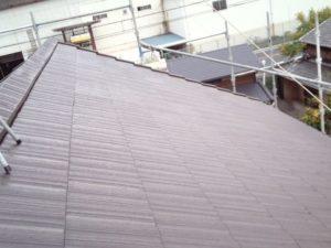屋根仕上がり(1)