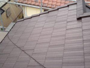 屋根仕上がり(2)