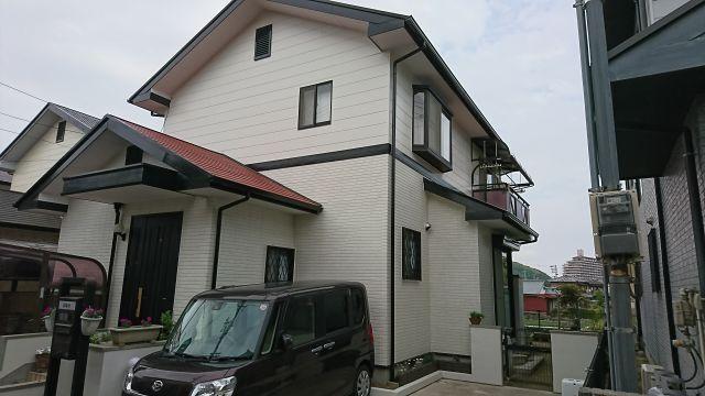 姫路市的形町 S様|外壁塗装・屋根塗装