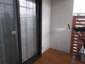 外壁高圧洗浄(2)