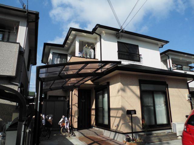姫路市兼田 I様|外壁塗装・屋根塗装