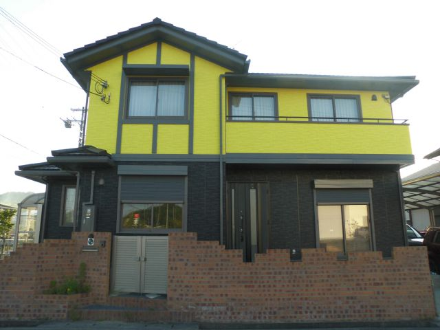 たつの市 T様|外壁塗装・屋根塗装