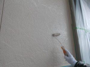外壁上塗り2回