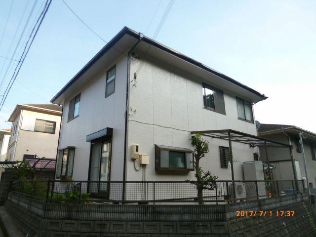 姫路市城見台 O様|外壁塗装・屋根塗装