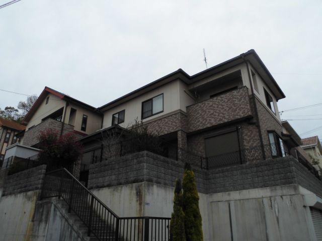 姫路市北平野 K様|外壁塗装・屋根塗装