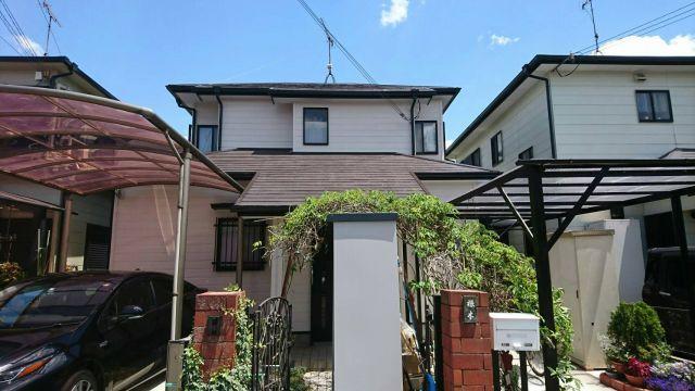 加古川市別府町 N様|外壁塗装・屋根塗装