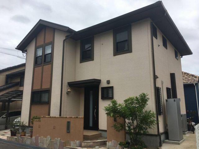 神戸市垂水区 I様|外壁塗装・屋根塗装