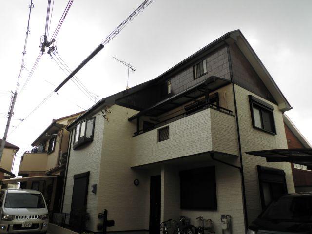 神戸市西区 M様|外壁塗装・屋根塗装