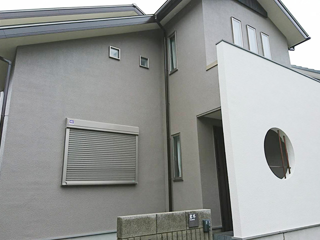 太子町黒岡 I様|外壁塗装