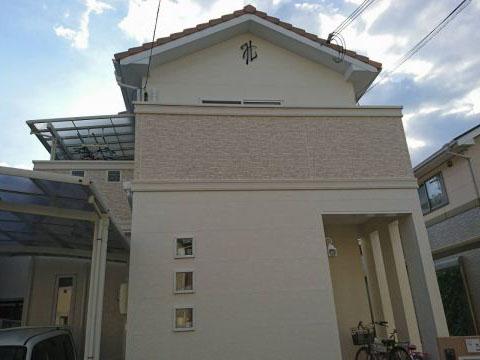 太子町 N様|外壁塗装