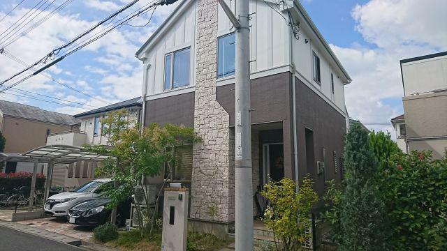 神戸市西区 T様 外壁塗装・屋根塗装