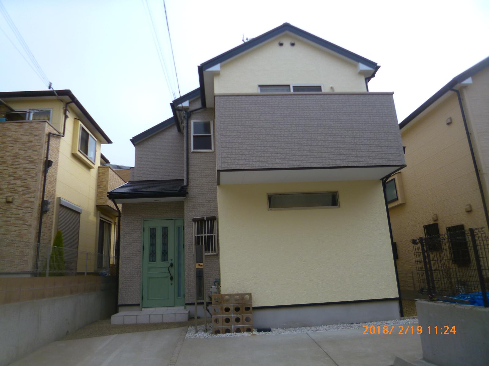 神戸市西区 K様|外壁塗装・屋根塗装