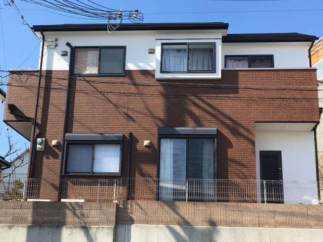 神戸市西区 O様|外壁塗装・屋根塗装