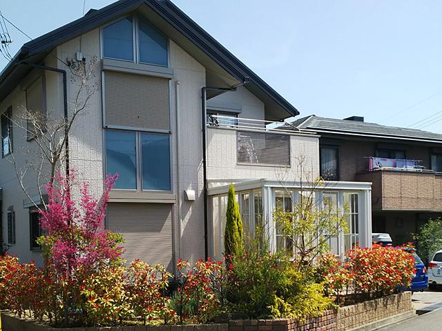 神戸市西区 F様|外壁塗装・屋根塗装