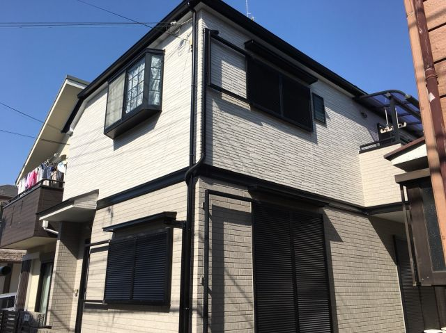 神戸市垂水区北舞子 T様|外壁塗装・屋根塗装