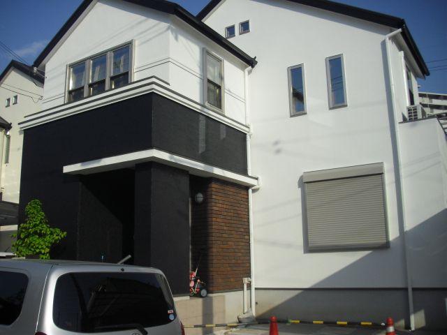 神戸市西区井吹台 G様 外壁塗装・屋根塗装