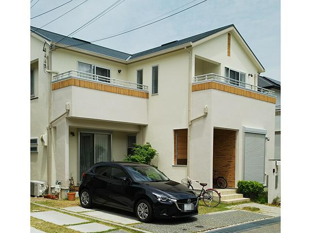 神戸市西区井吹台 F様|外壁塗装・屋根塗装