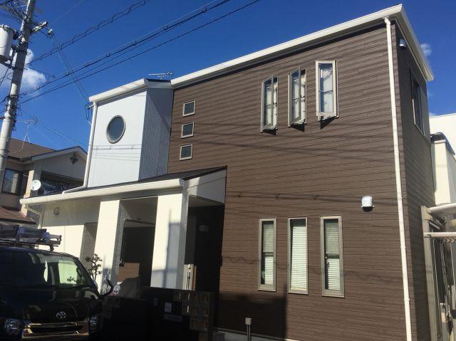太子町立岡 T様|外壁塗装・屋根塗装
