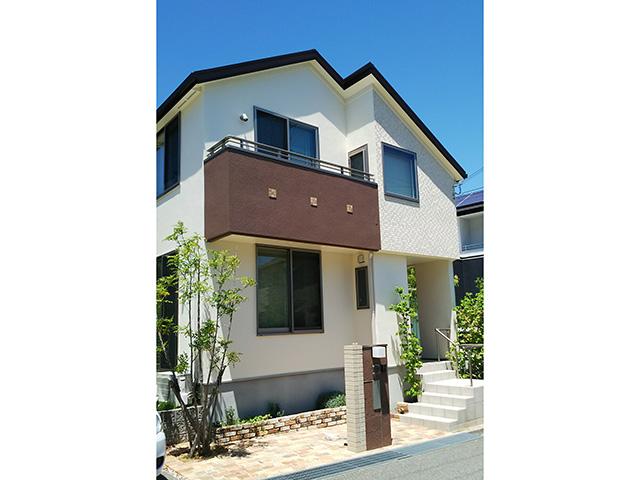 神戸市西区井吹台北町 K様|外壁塗装・屋根塗装