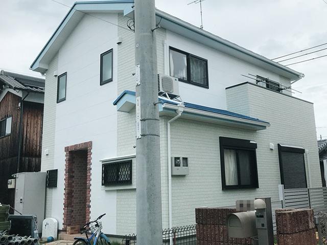 姫路市白浜町 I様|外壁塗装・屋根塗装