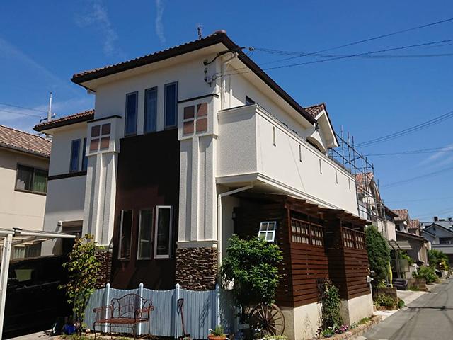 加古川市別府町 K様|外壁塗装