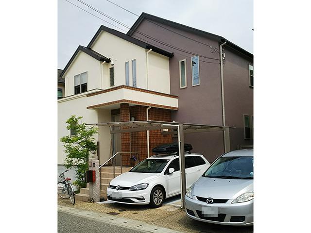 神戸市西区井吹台北町 Y様|外壁塗装・屋根塗装
