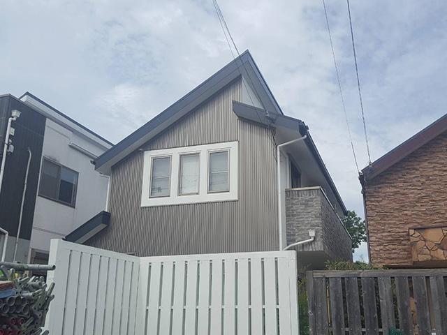 神戸市西区白水 K様|外壁塗装・屋根塗装