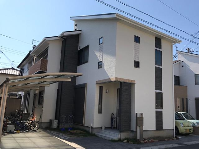太子町立岡 M様|外壁塗装・屋根塗装