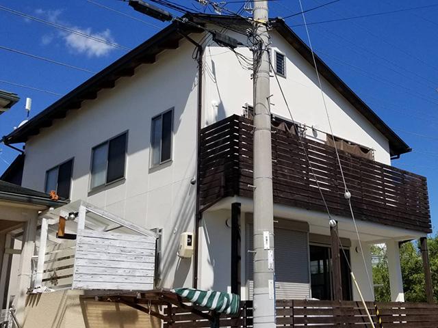 神戸市西区水谷 Y様|外壁塗装