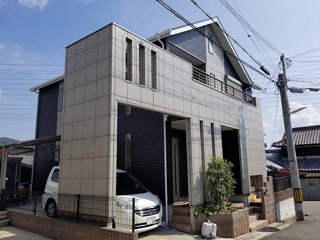 神戸市西区水谷 K様|外壁塗装・屋根塗装