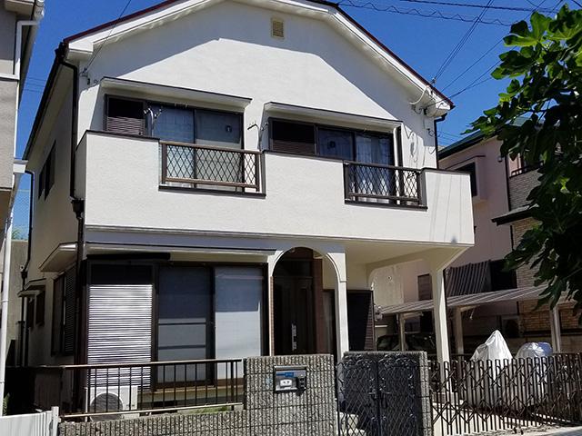 神戸市垂水区舞子坂 I様|外壁塗装・屋根塗装
