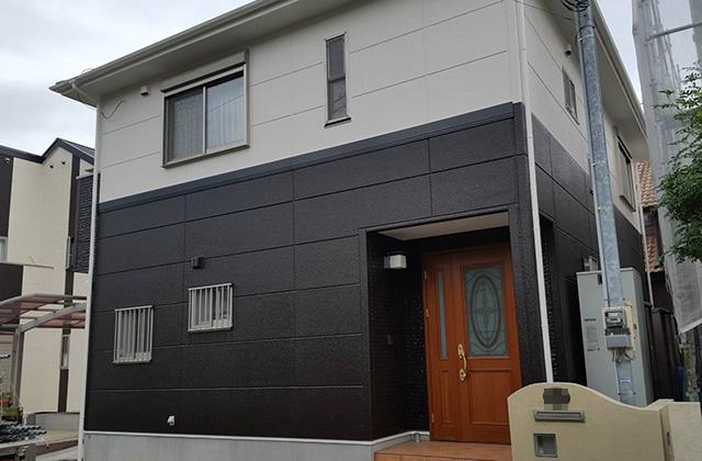 神戸市西区白水 H様|外壁塗装・屋根塗装