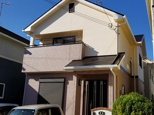 明石市立石 W様|外壁塗装・屋根塗装