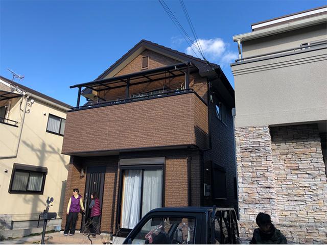 明石市北王子町 M様|外壁塗装・屋根塗装