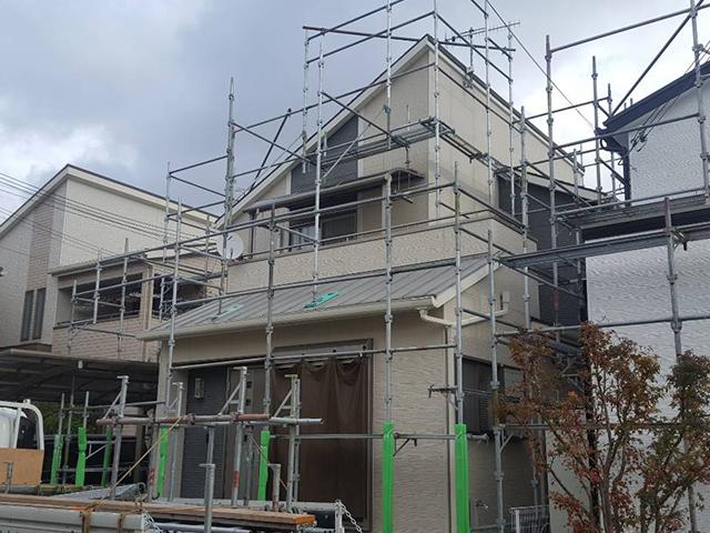 明石市立石 K様|外壁塗装・屋根塗装