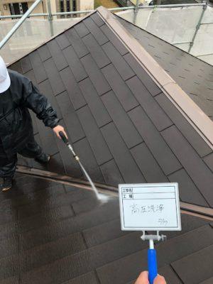 高圧洗浄 (2)