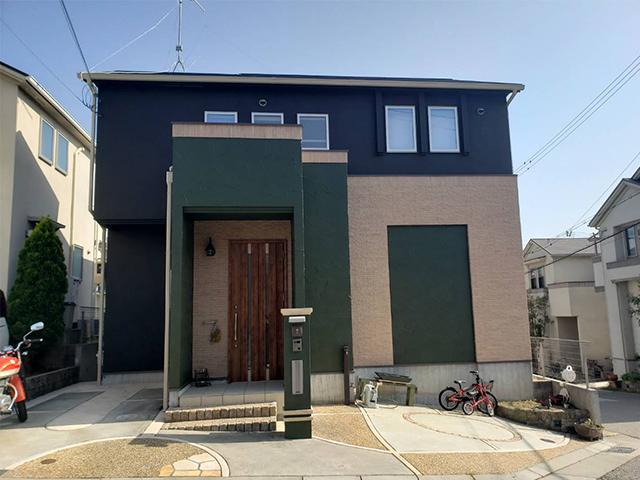神戸市垂水区 F様|外壁塗装・屋根塗装