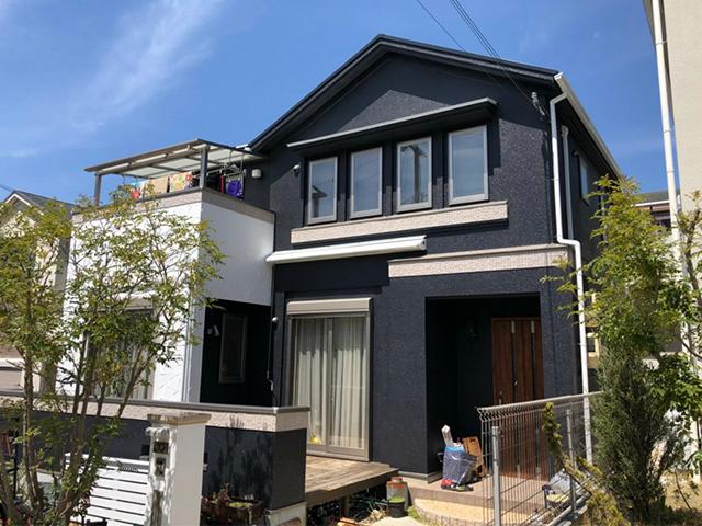 神戸市垂水区 U様|外壁塗装・屋根塗装