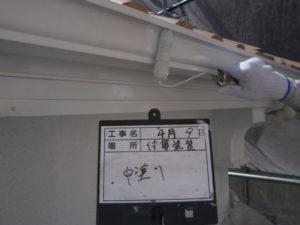 付帯塗装(2)