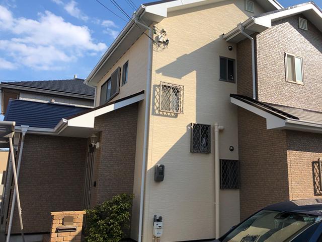 明石市大久保町 N様|外壁塗装・屋根塗装
