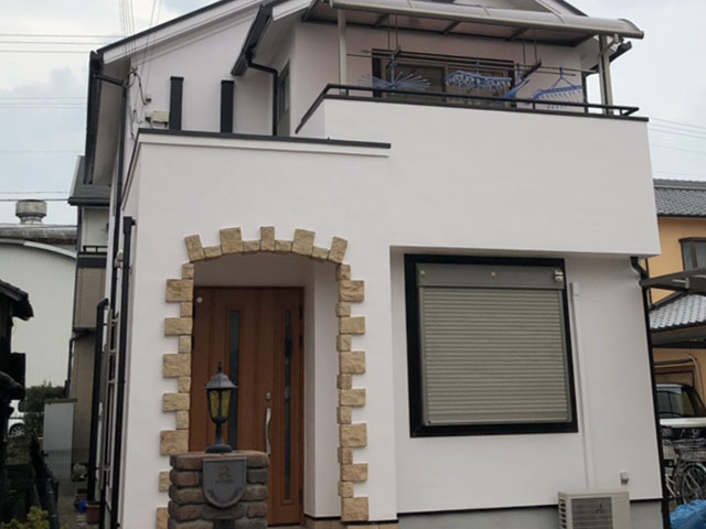 加古郡播磨町 N様|外壁塗装・屋根塗装