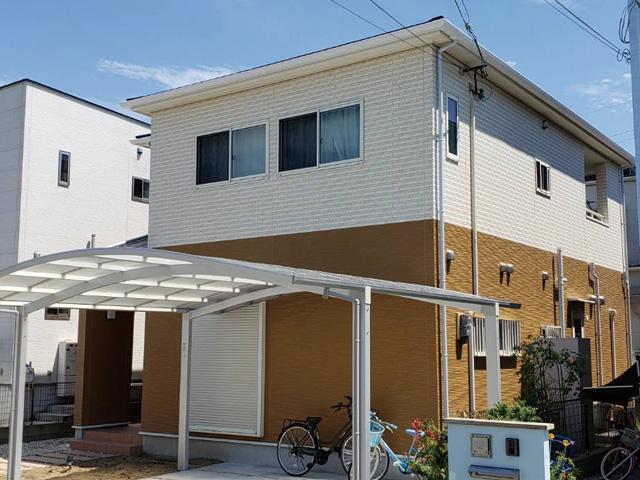 神戸市西区井吹台東町 A様|外壁塗装・屋根塗装