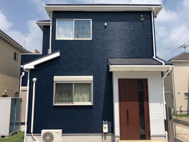 神戸市西区白水 I様 外壁塗装・屋根塗装