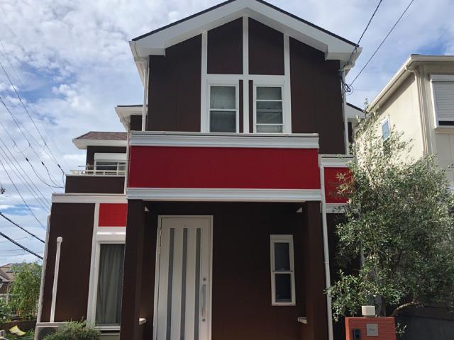 神戸市北区山田町 N様 外壁塗装・屋根塗装