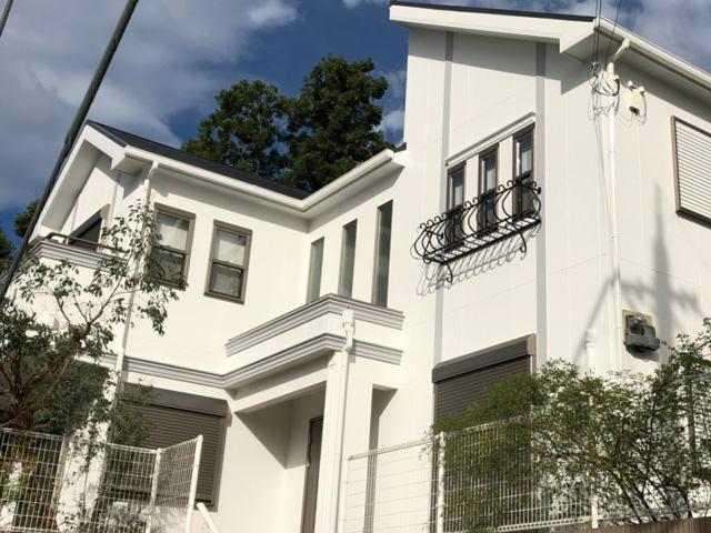 神戸市北区山田町 B様|外壁塗装・屋根塗装