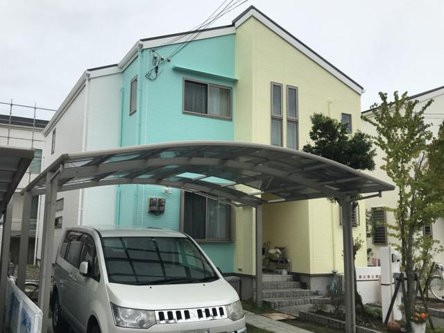 北区藤原台中町 Y様|外壁塗装・屋根塗装