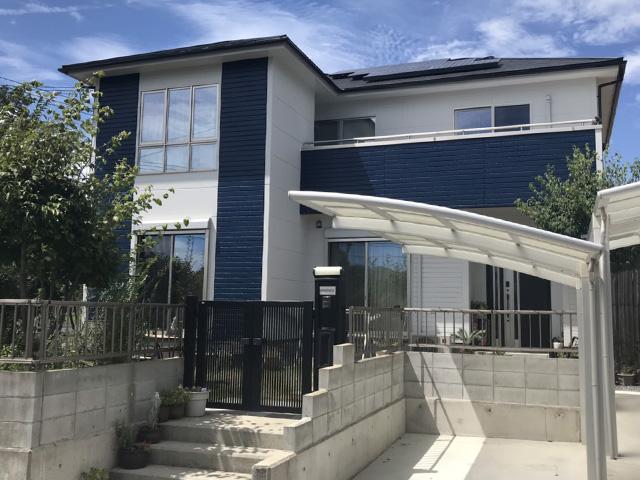 たつの市揖西町 S様|外壁塗装・屋根塗装